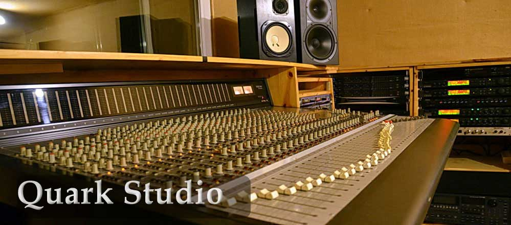 Quark Studio : Control Room